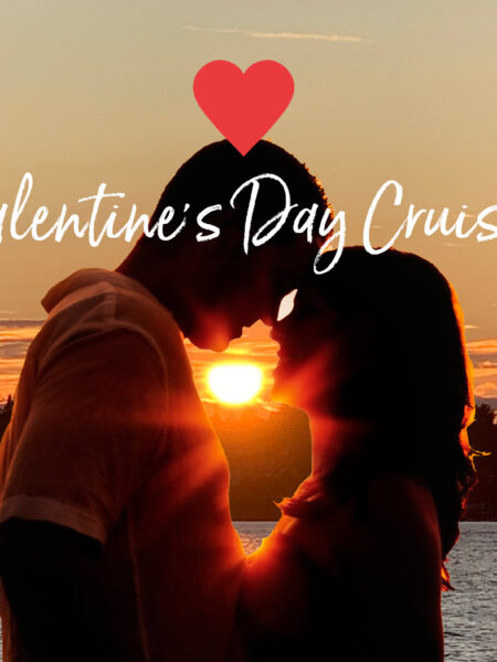 Soundview Sunset Cruises Valentine's Day Cruise